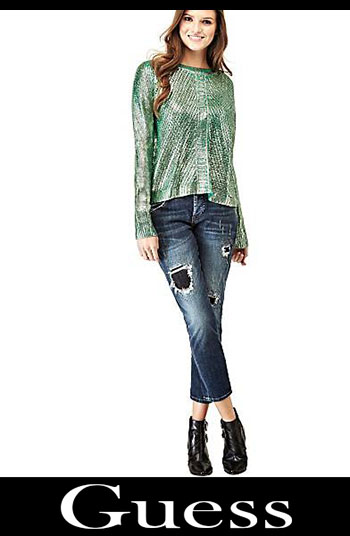 Guess ripped jeans fall winter women 10