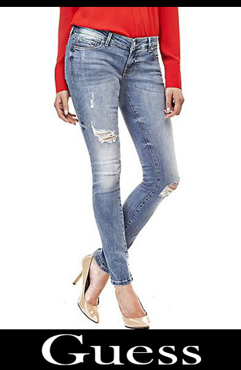 Guess ripped jeans fall winter women 5