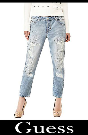 Guess ripped jeans fall winter women 6