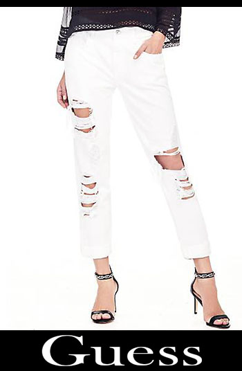 Guess ripped jeans fall winter women 9