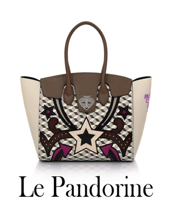 Handbags Le Pandorine fall winter 2017 2018 2