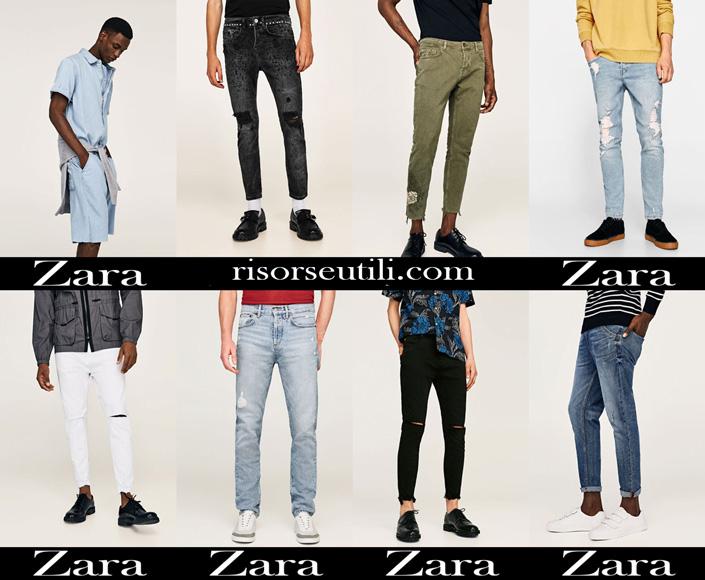 Jeans Zara Fall Winter 2017 2018 Men Denim