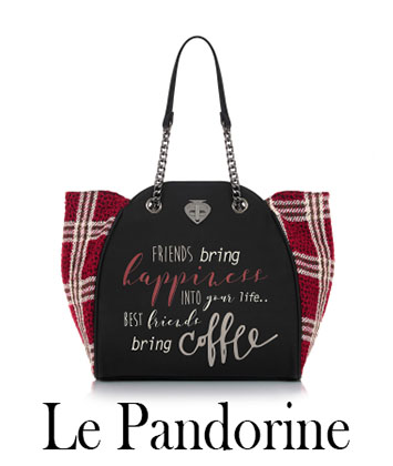 Le Pandorine accessories bags for women fall winter 1
