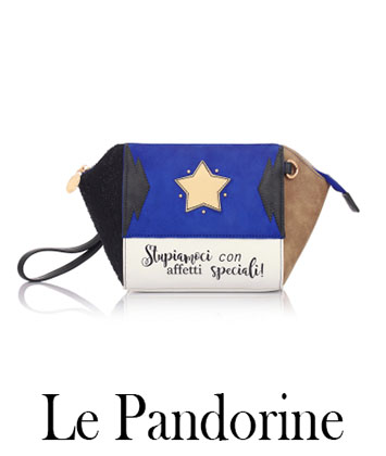 Le Pandorine accessories bags for women fall winter 10