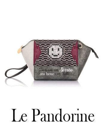 Le Pandorine accessories bags for women fall winter 11