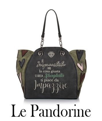 Le Pandorine accessories bags for women fall winter 7