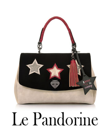 Le Pandorine accessories bags for women fall winter 9