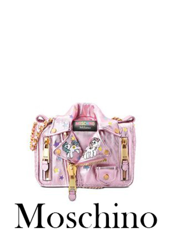 Moschino accessories bags for women fall winter 1