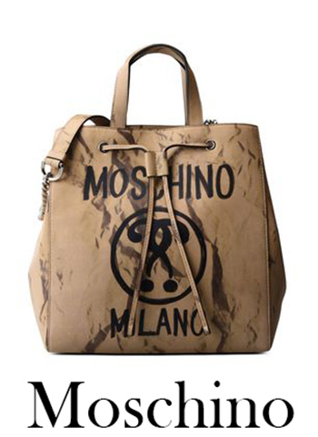 Moschino accessories bags for women fall winter 2