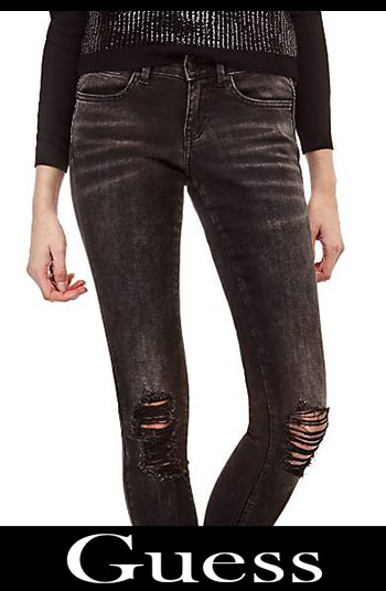 New arrivals Guess denim fall winter women 2