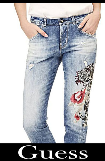 New arrivals Guess denim fall winter women 4