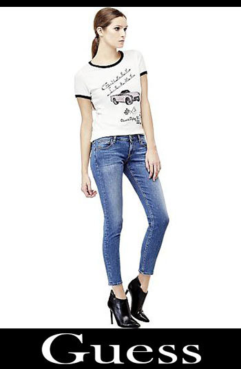 New arrivals Guess denim fall winter women 6