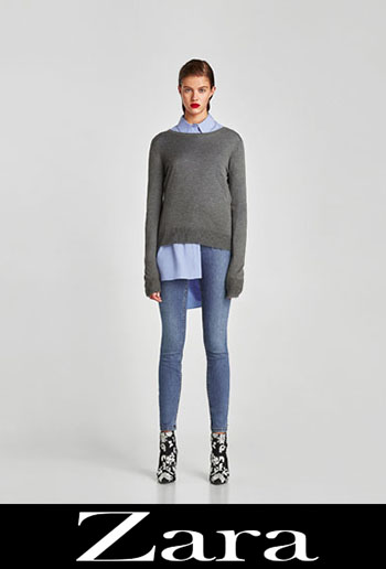 New arrivals Zara denim fall winter women 2