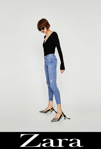 New arrivals Zara denim fall winter women 4