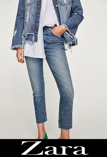 New arrivals Zara denim fall winter women 6