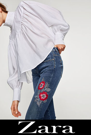 New arrivals Zara denim fall winter women 7