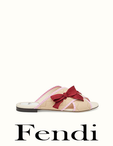 New arrivals shoes Fendi fall winter women 2