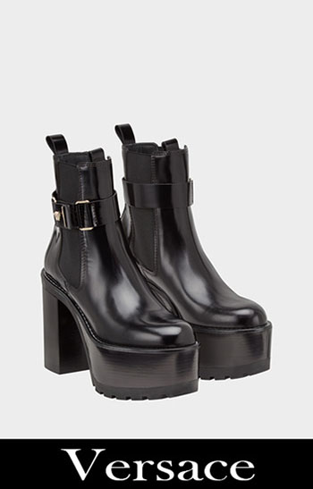 New arrivals shoes Versace fall winter women 2