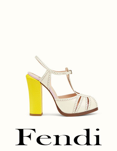 New collection Fendi shoes fall winter women 4