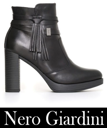 New collection Nero Giardini shoes fall winter women 8