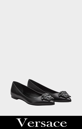 New collection Versace shoes fall winter women 2