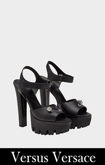 New collection Versus Versace shoes fall winter women 4