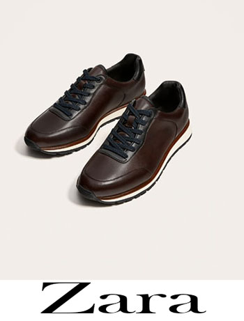 New collection Zara shoes fall winter men 1