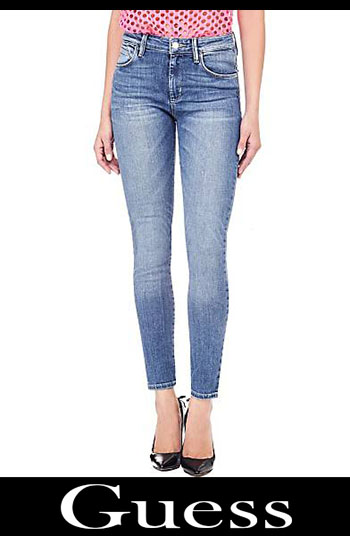 New denim Guess for women fall winter 2