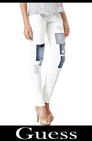 New denim Guess for women fall winter 3