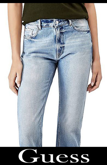 New denim Guess for women fall winter 4