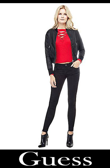 New denim Guess for women fall winter 5