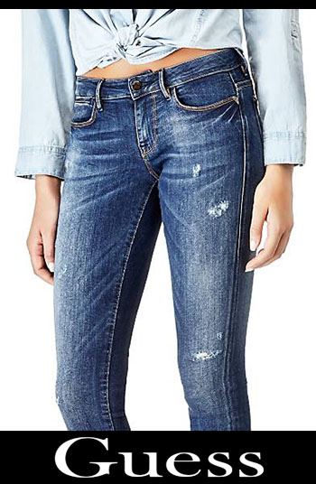 New denim Guess for women fall winter 8