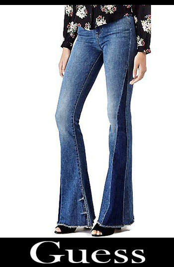New denim Guess for women fall winter 9