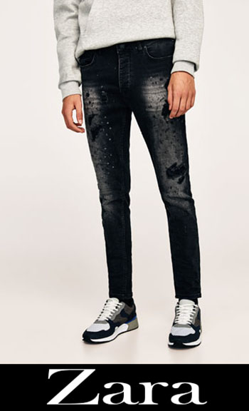 New denim Zara for men fall winter 1