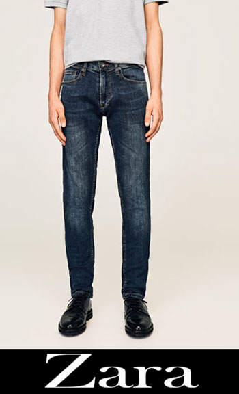 New denim Zara for men fall winter 2