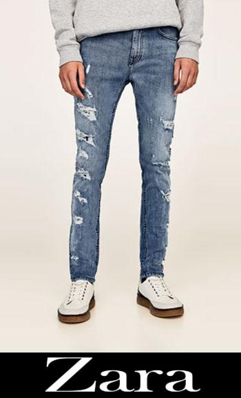 New denim Zara for men fall winter 3