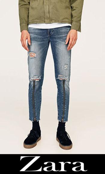 New denim Zara for men fall winter 4