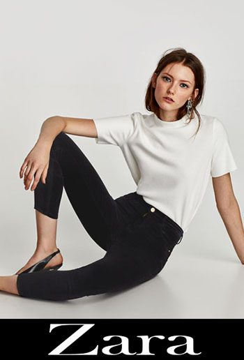 New denim Zara for women fall winter 1