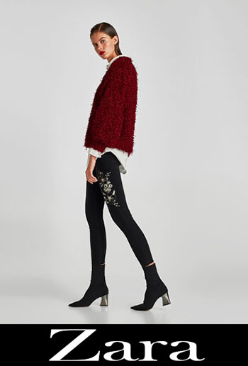 New denim Zara for women fall winter 3