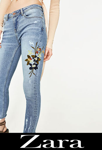 New denim Zara for women fall winter 4
