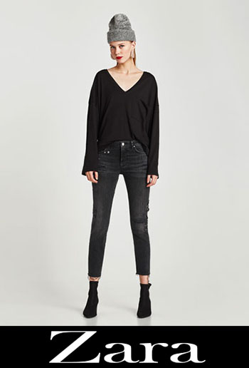 New denim Zara for women fall winter 7