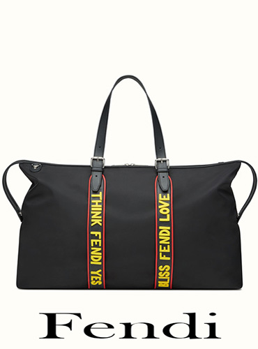 Shoulder bags Fendi fall winter men 1