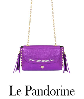 Shoulder bags Le Pandorine fall winter women 1