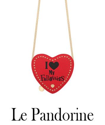 Shoulder bags Le Pandorine fall winter women 10