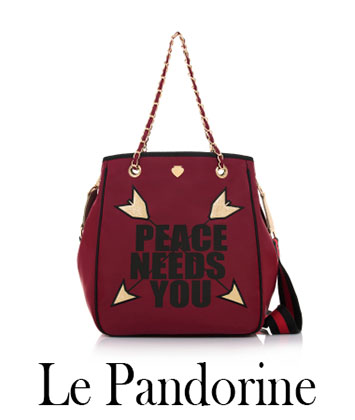 Shoulder bags Le Pandorine fall winter women 4