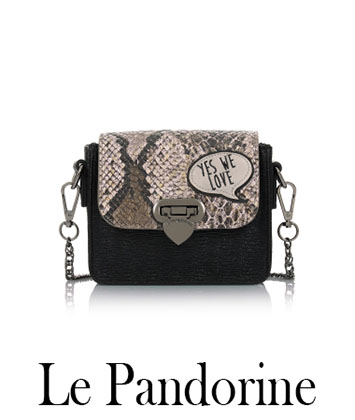 Shoulder bags Le Pandorine fall winter women 5