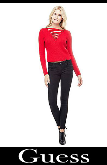 Skinny jeans Guess fall winter women 10