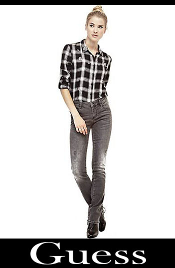 Skinny jeans Guess fall winter women 2
