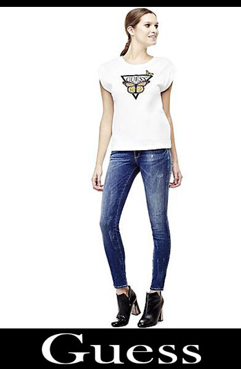 Skinny jeans Guess fall winter women 7
