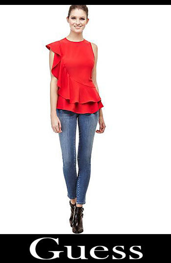 Skinny jeans Guess fall winter women 8